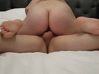 Wife on lover cock