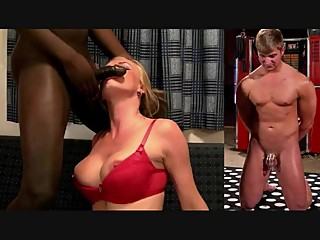 Interracial cuckolding- Female led marriage- Black cock only