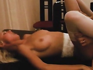 Cuckold, my ex-wife Margot fucks her lover