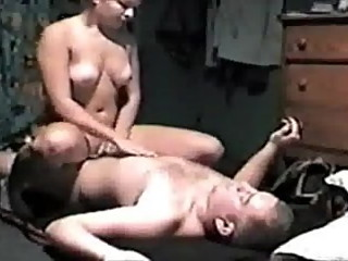 innocent college girl on homemade