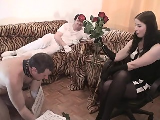 Massiv Cuckold Humiliation