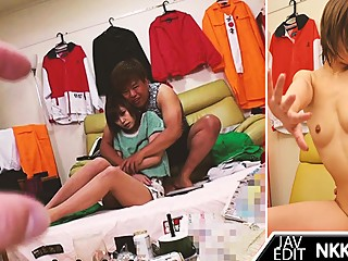 IF YOU CAN NOT PAY, YOUR GIRLFRIEND CAN - JAV PMV [CUCKOLD POV]
