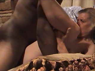Amateur Wife - BBC Fills Her Up