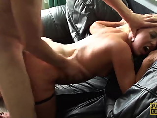 PASCALSSUBSLUTS - Roxy Mae cuckolds stud with maledom cock