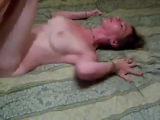 cuckold husband films hotwife bull fucked big natural tits