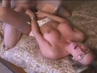 homemade dirty talking cuckold milf big cock tits cumshot