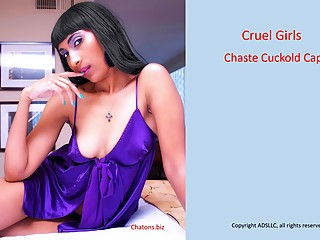Cruel Girls-Cuckold Captions