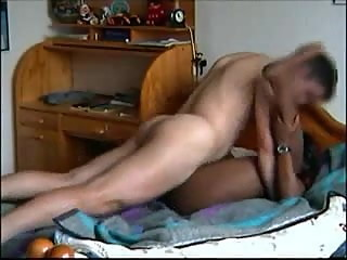 Ebony Wife Cheating Again