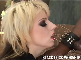 I need some big black cock inside me