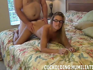 Your cock just cant make me cum anymore