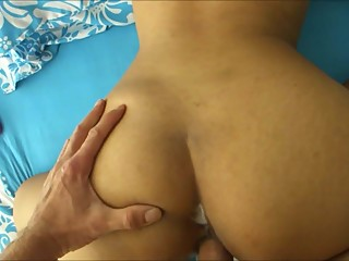 Spit and finger my slut thai ass