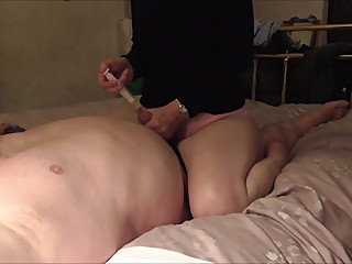 Fun with Jimmycd's Sperm and Panties