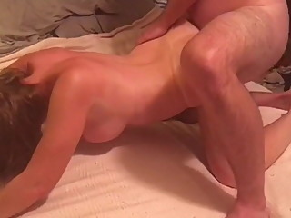 lucky friend fuck slutwife and hubby film