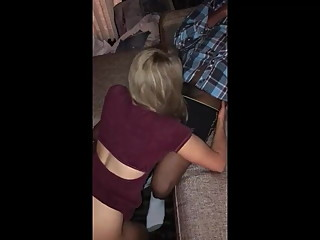 Mature hotwife hooks up with young BBC stud