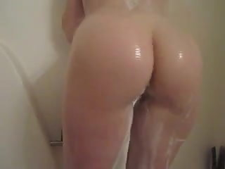 Wife's Soapy Booty