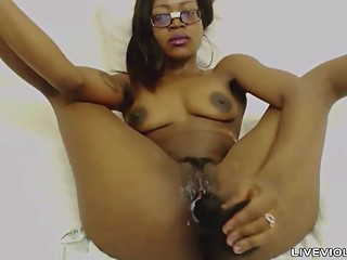 African ass claping cuckold Xstacy squirting young pussy