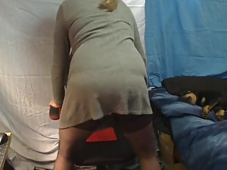 Sharon`s Long night of Edging Pt 2 Getting Horny