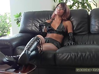 I love humiliating cuckold slaves like you